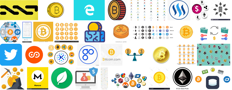 Cryptocurrency market development
