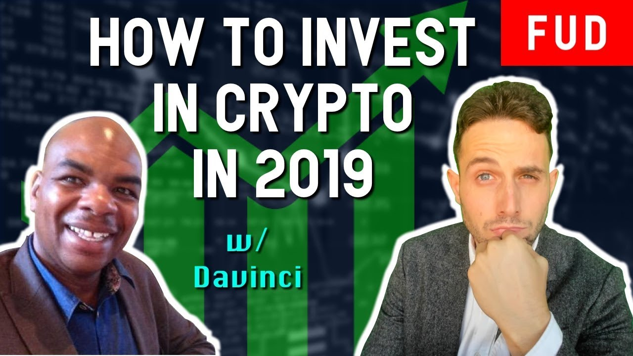 Bitcoin Oracle DavinciJ15 on how to invest in crypto in 2019